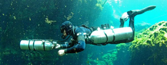 STEALTH Sidemount Harness